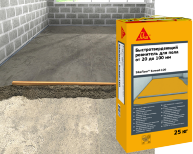 Sikafloor® Screed-100
