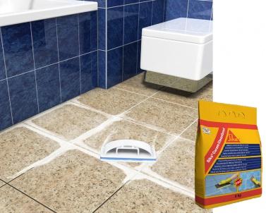 Затирка швов плитки в ванной своими руками на полу - напольной керамической плитки затирка для швов